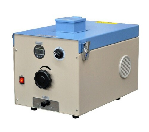 Compact Electric Jaw Crusher with Digital Size Control
