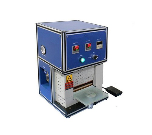 Hydraulic Sealing Machine for 50100 Cylindrical Cases