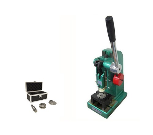 Heavy Duty Disc Cutter with Cutting Die for Coin Cell Prepare