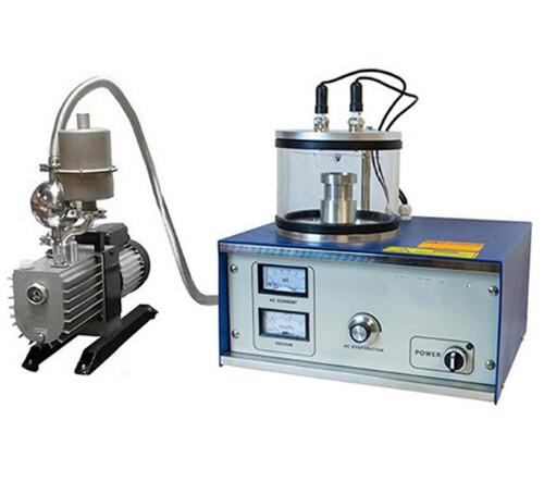 Compact Mini Vacuum Carbon Metal Evaporation Coater