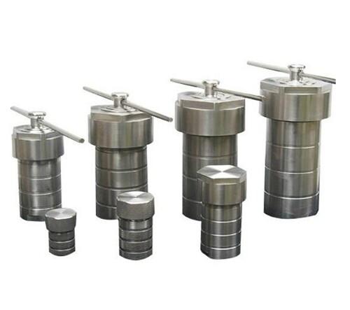 Ni-Based Super-Alloy High Pressure Hydro-Thermal Reactor 1100c Optional Volume