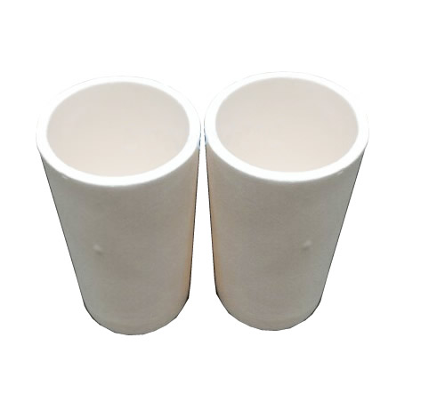 High Temperature Purity Ceramic Crucible/Alumina Crucibles Boat for Tube Furnace