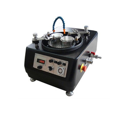Precision Auto Lapping and Polishing Machine with Two Work Stations