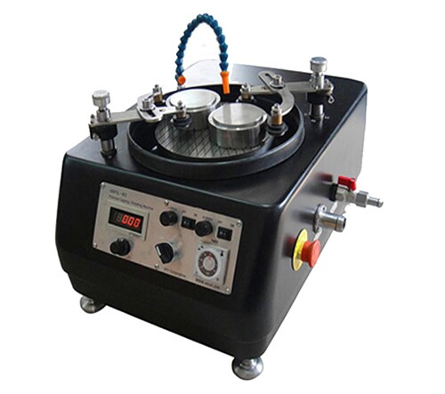 """8"""" Precision Auto Lapping and Polishing Machine with Two Work Stations Cy- EQ-Unipol-802"""