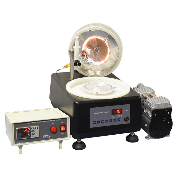 Lab Programmable Vacuum Chuck Spin Coater