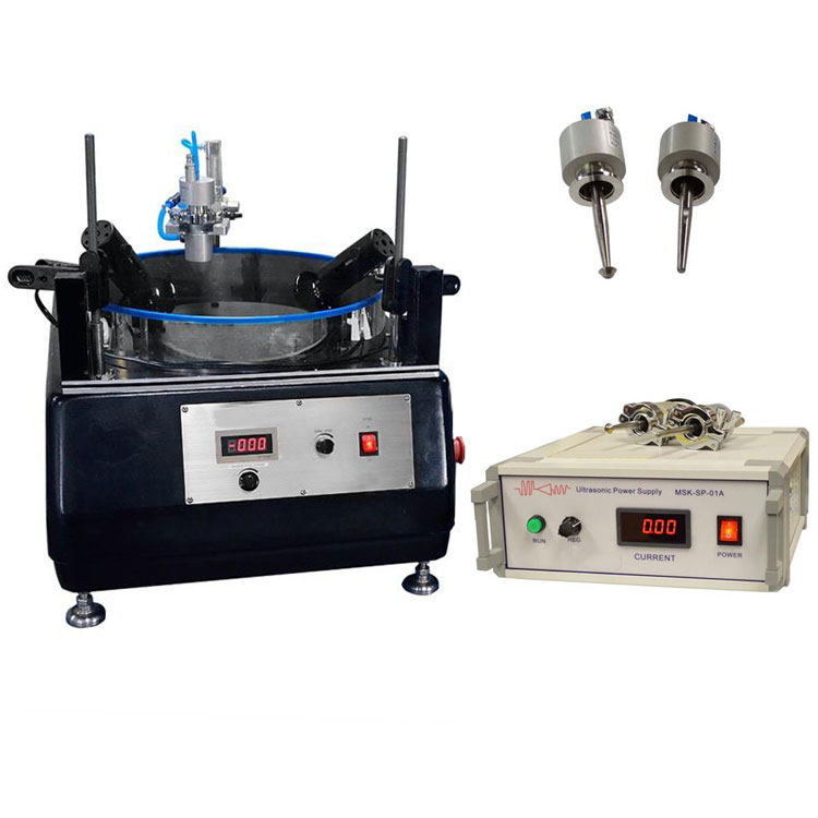 laboratory high precision Ultrasonic automatic Spin Spray Coater
