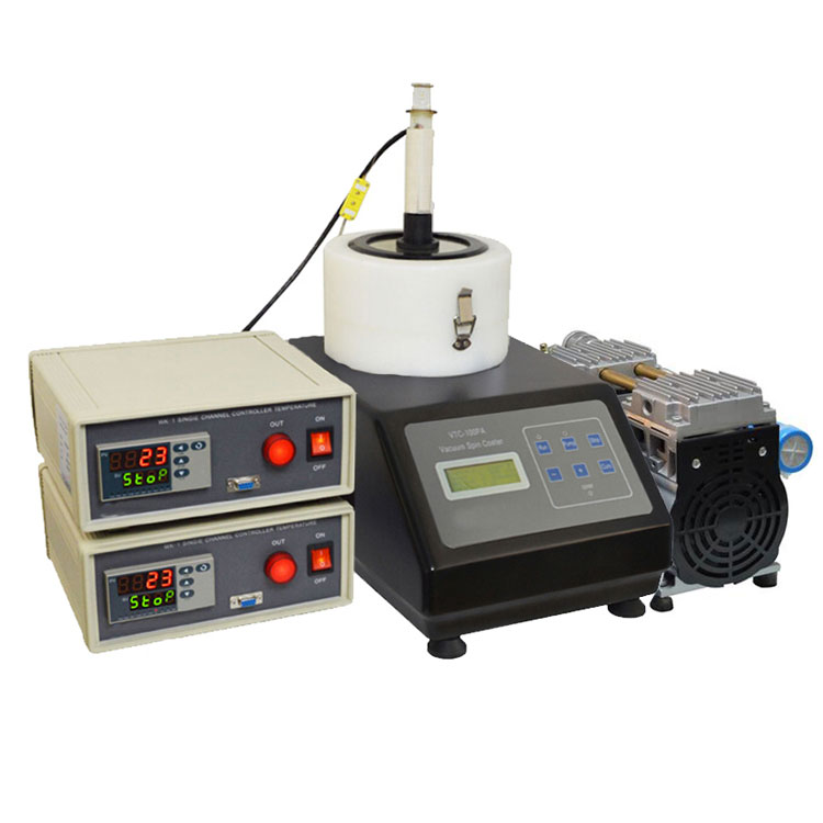 Programmable High Speed Vacuum anticorrosive Spin Coater