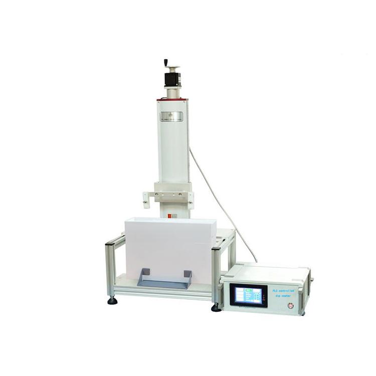 PLC controlled precision lab dip coater
