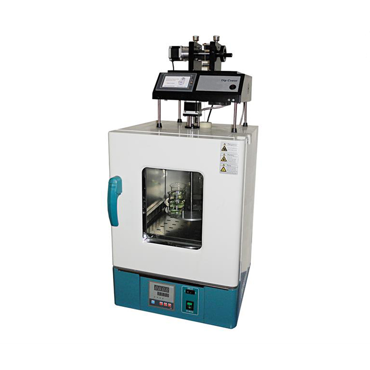 5 position automatic programmable dip coating equipment