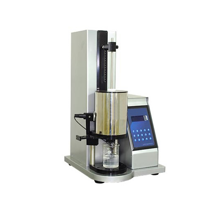 Table-top dip coating unit with infrared heater