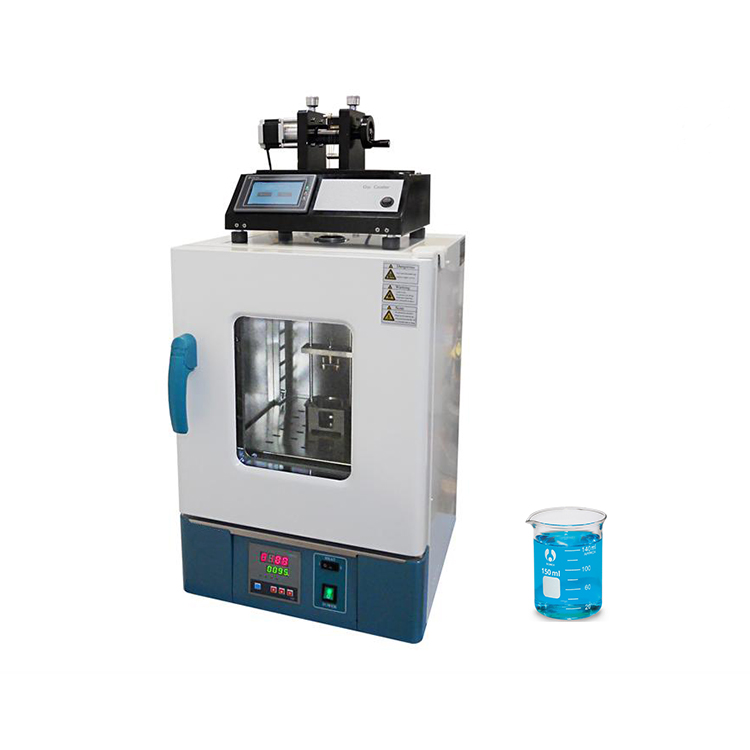 Micron range constant temperature automatic programmable dip coater