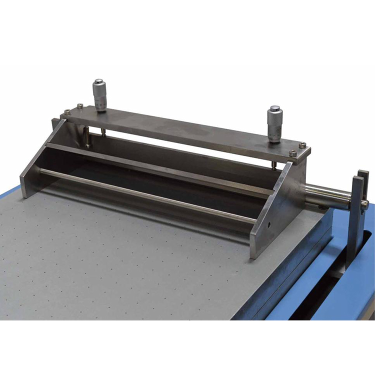 Top heating type automatic film coater