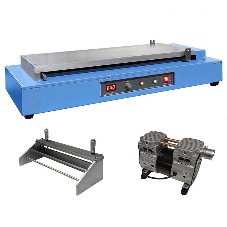 Vacuum long tape casting coater