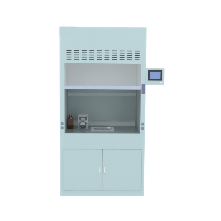 Cabinet type corrosion resistant spin coater