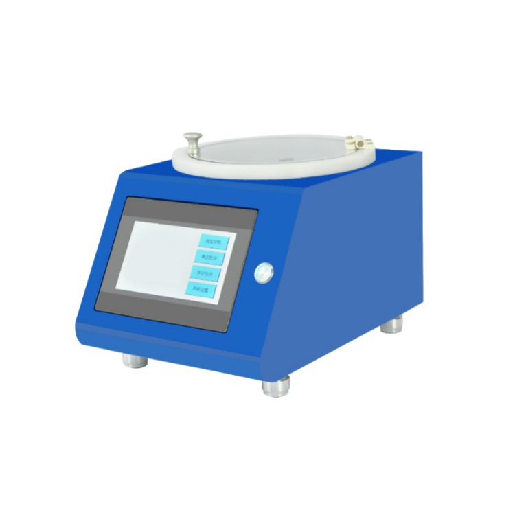 Vacuum touch screen programmable spin coater