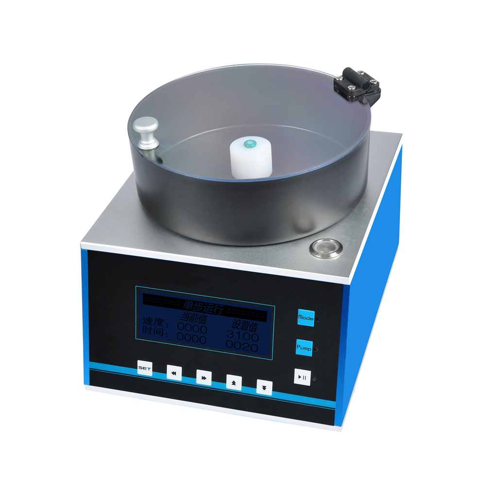 Compact automatic vacuum polypropylene spin coater