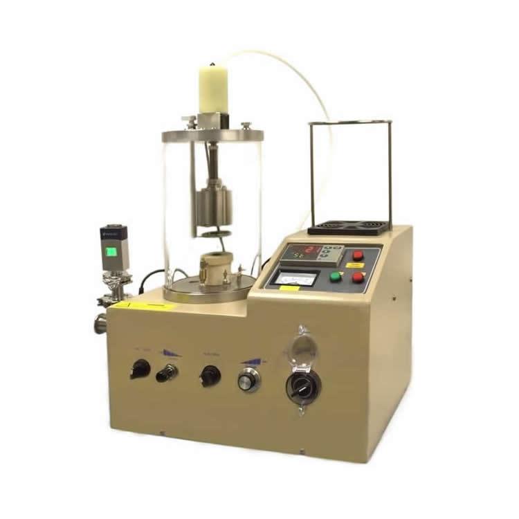 Precision Temperature Controlled Hi-Vacuum Thermal Evaporating Coater