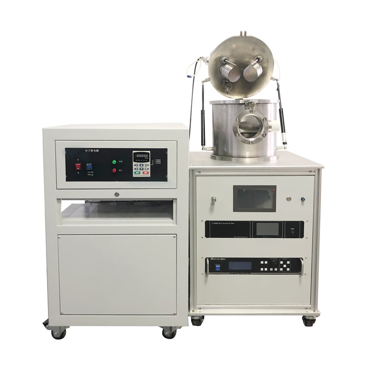 CYKY-300-2HD dual target magnetron sputtering coater
