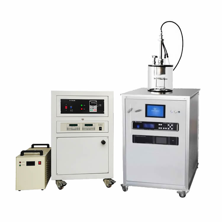 CYKY-300-1HD single target magnetron sputtering coater
