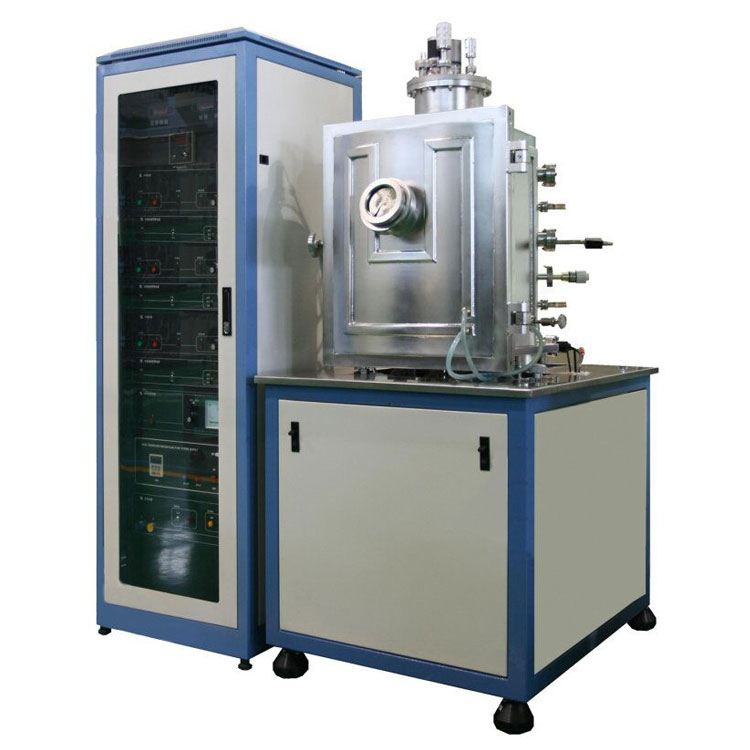 Electron beam evaporation coating system