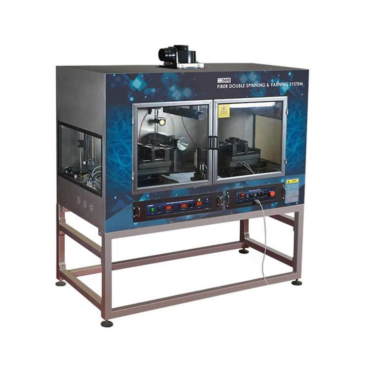 Lab nanofiber electrospinning machine