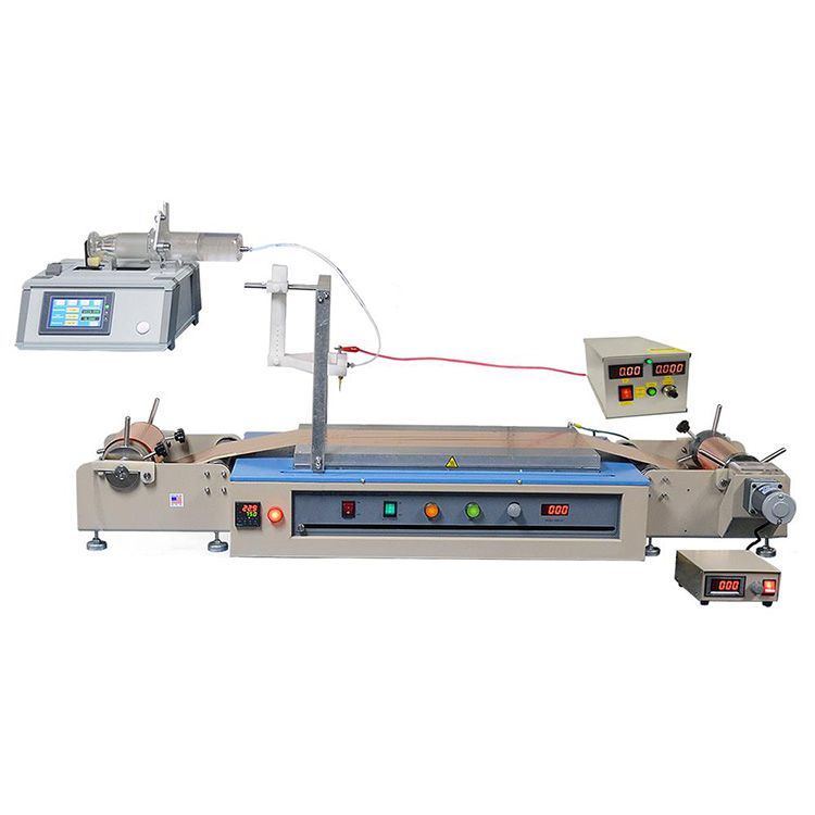 Roll to Roll Electrospinning System