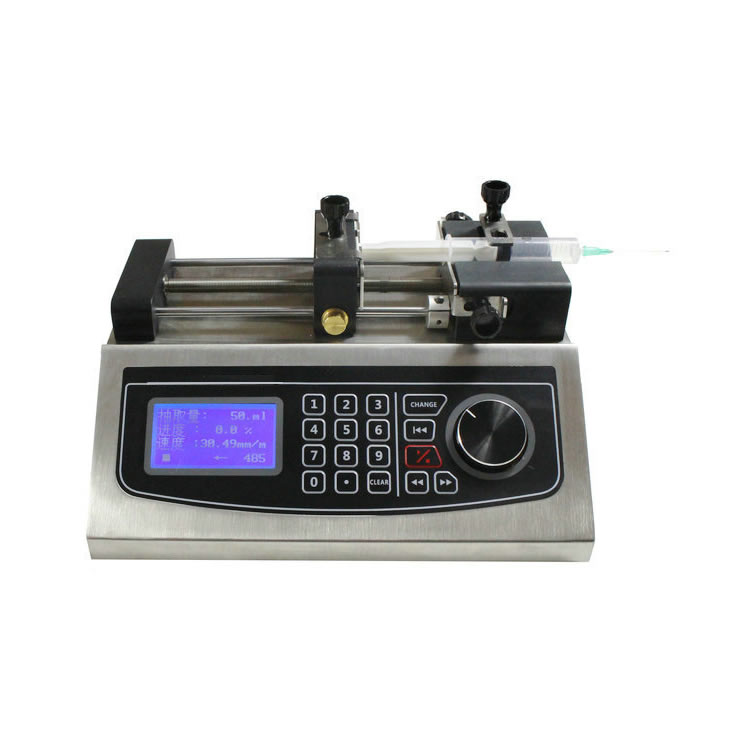 Lab single channel syringe pump