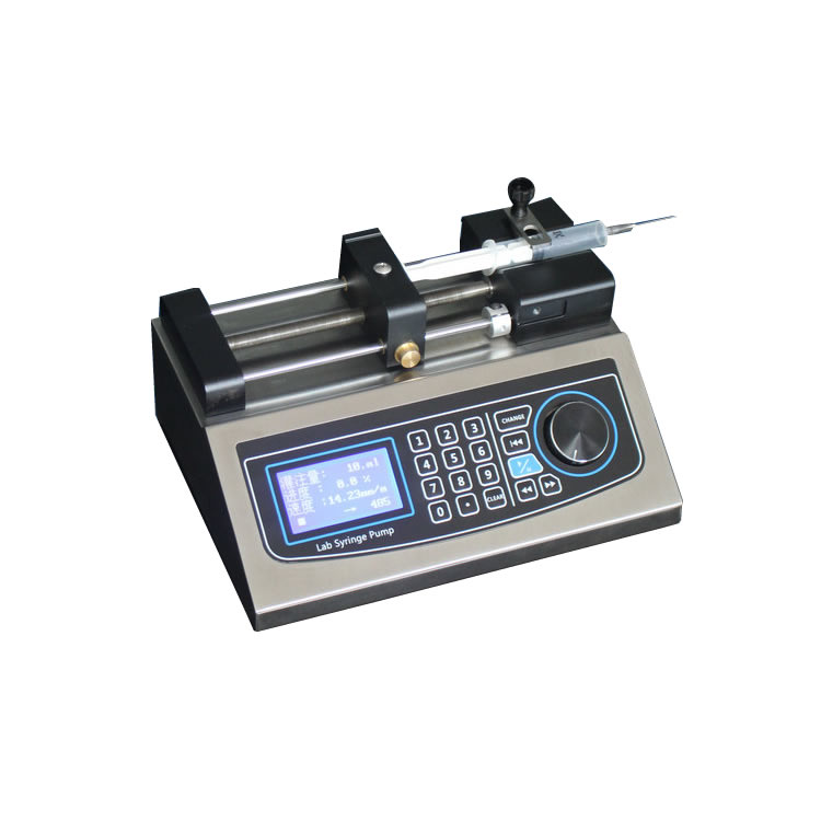 Electrospinning special high precision syringe pump