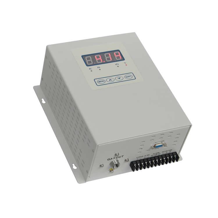 Dry-wet oxygen principle flue gas humidity transmitter