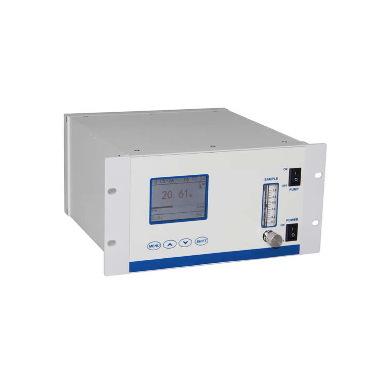 Oxygen analyzer for wave soldering and reflow soldering