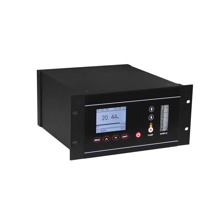 Embedded oxygen analyzer