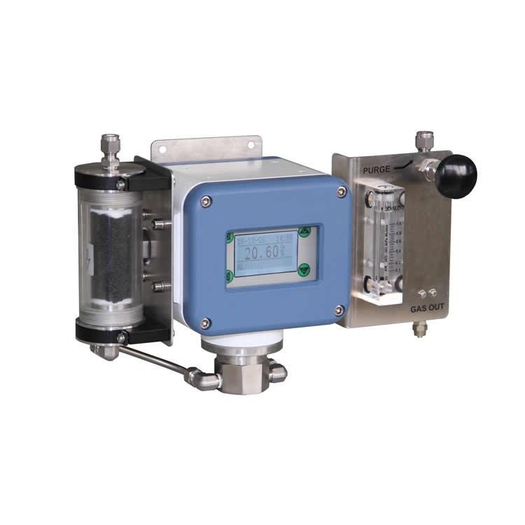 Oxygen Analysis System