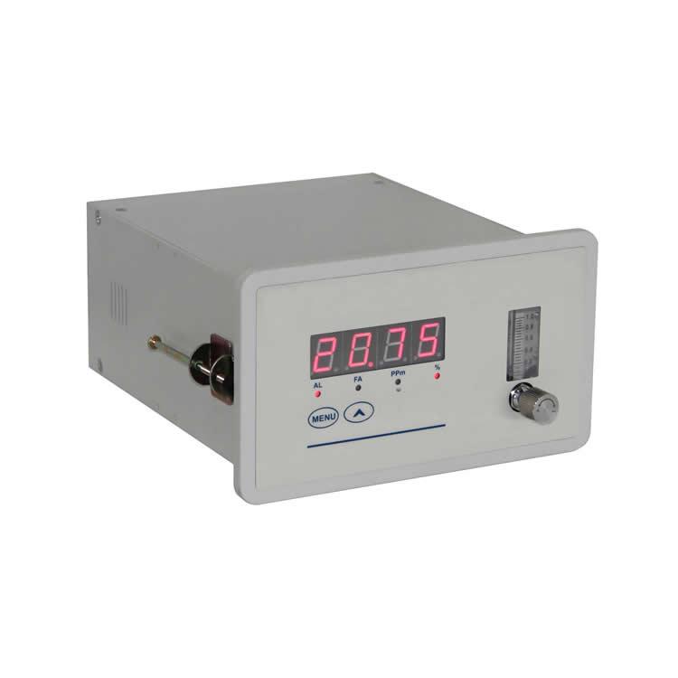 Purity oxygen analyzer