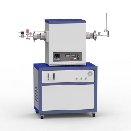 1200℃ hydrogen reduction CVD system with 2-channel float flowmeter to supply gas CY-T1200-100IC-2F-HP