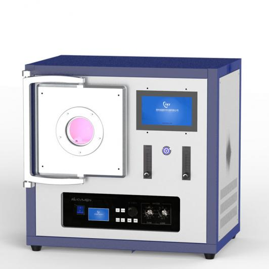 10L touch screen plasma cleaner for glass 100W/150W