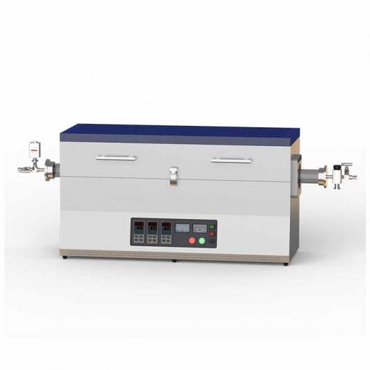 Three-heating zone tube furnace CY-O1200-50III-C