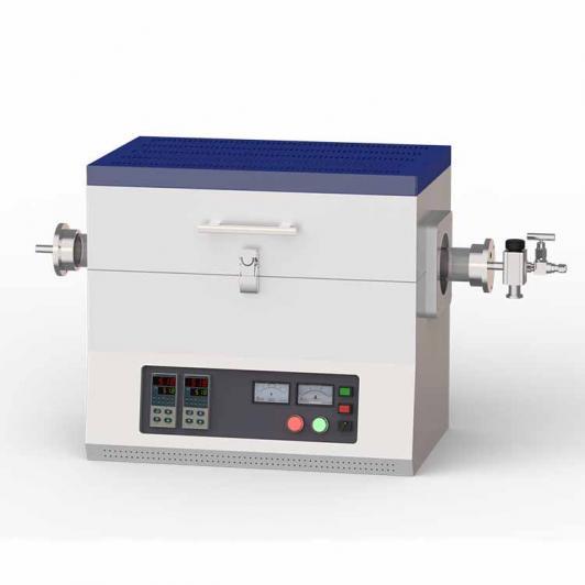 Dual-heating zone tube furnace CY-O1200-50II-C