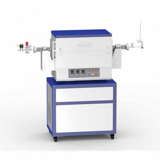 1200℃ three-heating zone rotary tube furnace CY-O1200-50IV-C