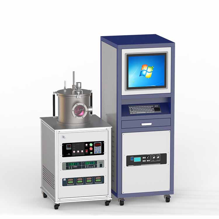 Single-target RF magnetron sputtering coater CY-MSP300S-RF