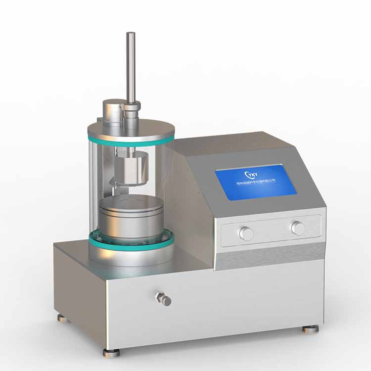 Small desktop single-target DC magnetron sputtering coater (500W)