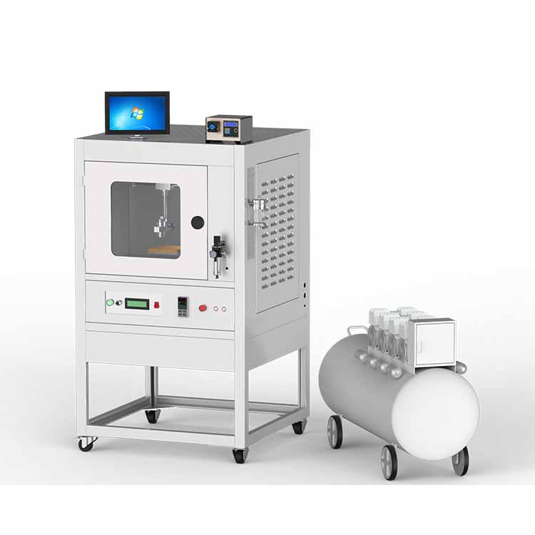 Ultrasonic atomization pyrolysis spraying system