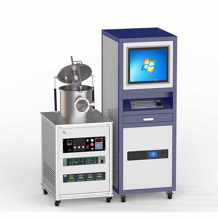 Single target DC magnetron sputtering coater CY-MSP300S-DC