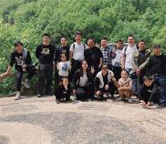 Zhengzhou CY Scientific Instrument Co., Ltd. Spring Tour Team building Activities - Fuxi Mountain Grand Canyon