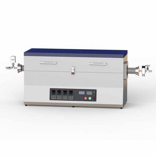 Multi-heating zone tube furnace CY-O1200-50IV-C