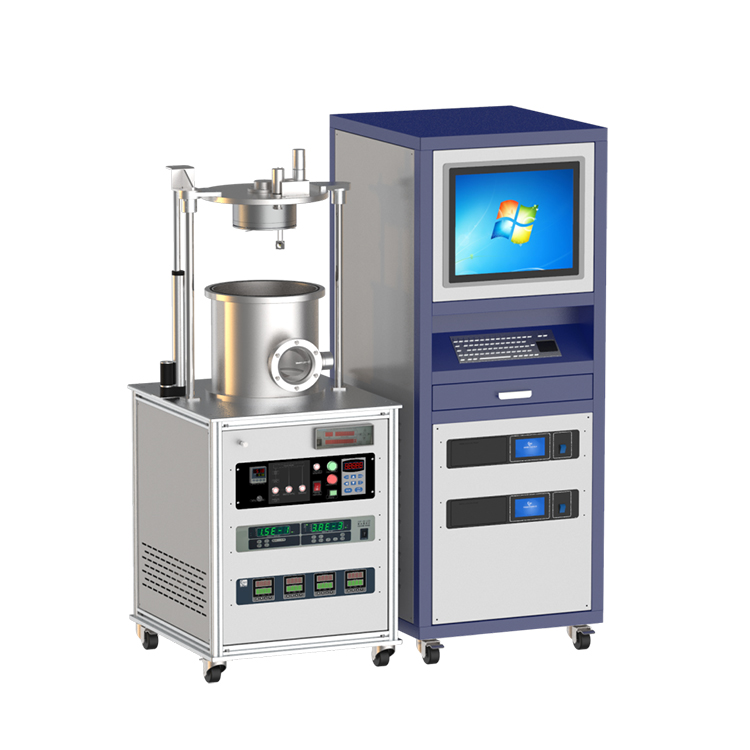 Magnetron sputtering/vacuum evaporation composite coating equipment CY-MSE300S-DC